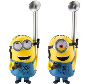 Minion Walkie Talkies 2ct - Minions Movie