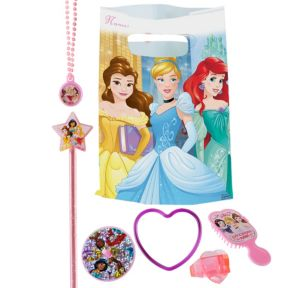 Disney Princess Basic Favor Kit for 8 Guests