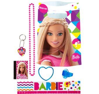 Barbie Kit Basic Favor Kit for 8 Guests