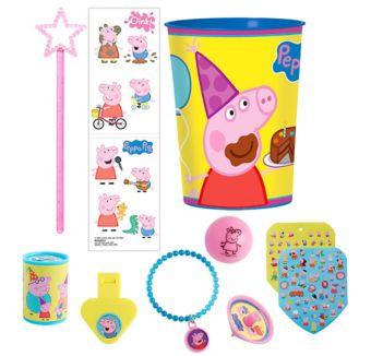 Peppa Pig Super Favor Kit for 8 Guests