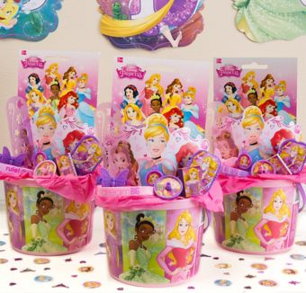 Disney Princess Ultimate Favor Kit for 8 Guests