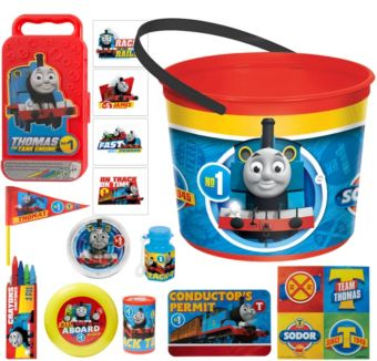 Thomas the Tank Engine Ultimate Favor Kit for 8 Guests