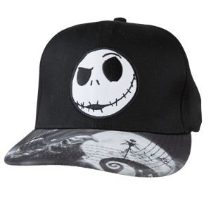 Jack Skellington Baseball Hat - The Nightmare Before Christmas