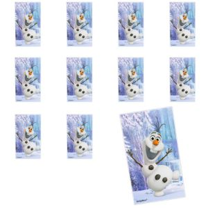 Jumbo Olaf Stickers 24ct - Frozen