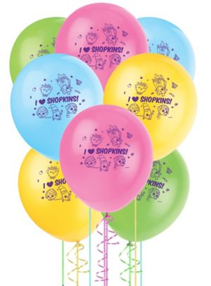 Shopkins Balloons 8ct