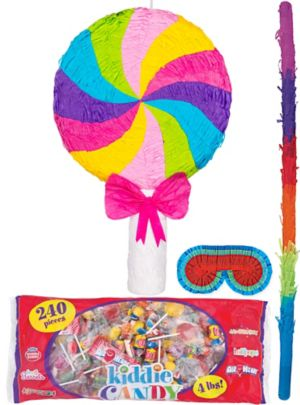 Lollipop Pinata Kit