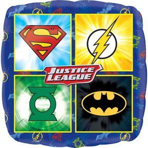 Justice League Balloon
