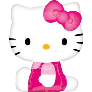 Hello Kitty Balloon - Giant