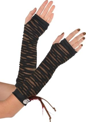 Long Witch Doctor Gloves