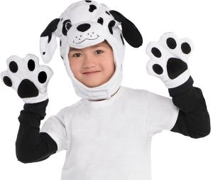 Child Dalmation Accessory Kit