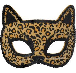 Child Leopard Mask