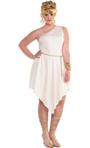 Goddess Dress Plus Size