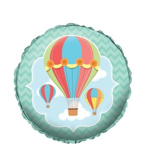 Up & Away Baby Shower Balloon