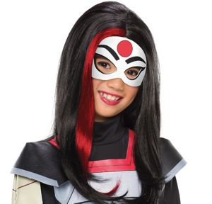 Child Katana Wig - DC Super Hero Girls