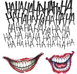 Joker Tattoos - Suicide Squad