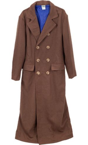 Tenth Doctor Who Jacket