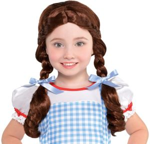 Child Dorothy Wig - Wizard of Oz