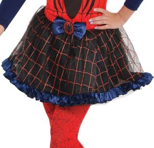 Child Spider-Girl Tutu