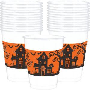 Frightfully Fancy Cups 25ct