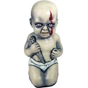 evil zombie baby