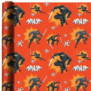 Ninja Gift Wrap