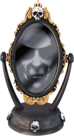 Light-Up Haunted Mirror
