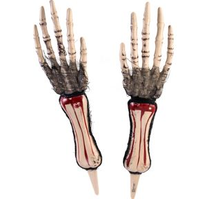 Zombie Hand Yard Stakes 2ct