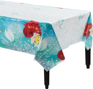 Little Mermaid Table Cover