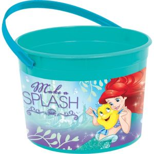 Little Mermaid Favor Container