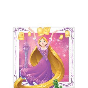 Rapunzel Beverage Napkins 16ct
