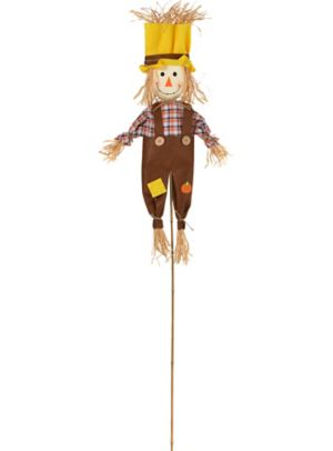 Giant Friendly Scarecrow Yard Stake