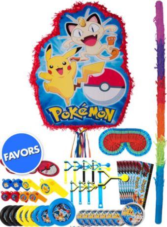 Pokemon Pinata Kit with Favors