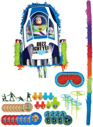 Buzz Lightyear Pinata Kit with Favors - Toy Story