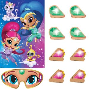 Shimmer and Shine Party Game