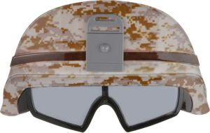 Child Army Helmet Sunglasses
