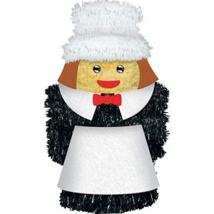 Mini Tinsel Pilgrim Girl