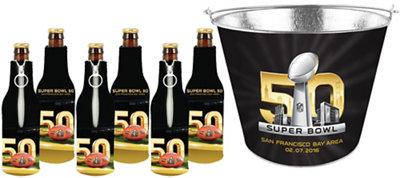 Super Bowl 50 Drink Kit