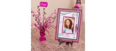 Black & Pink Autograph Kit