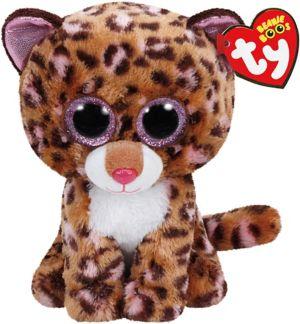 Patches Beanie Boo Leopard Plush