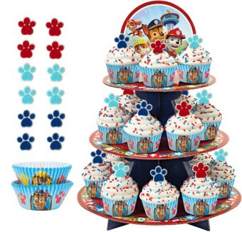 Deluxe PAW Patrol Cupcake Kit for 24