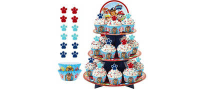 Paw Patrol Cupcake Kit for 24