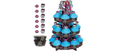 Monster High Cupcake Kit for 24