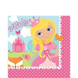 Woodland Fairy Lunch Napkins 16ct