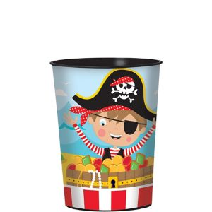 Little Pirate Favor Cup