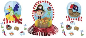 Little Pirate Table Decorating Kit 23pc