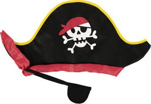 Little Pirate Hat