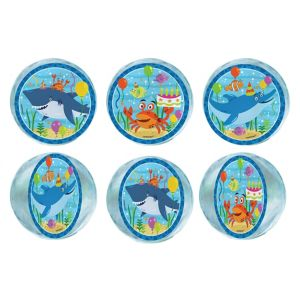 Under the Sea Bounce Balls 6ct