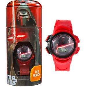 Kylo Ren Watch - Star Wars 7 The Force Awakens