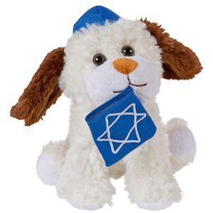 Hanukkah Dog Plush
