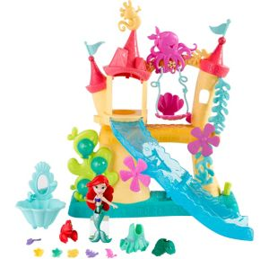 Ariel's Sea Castle Playset 13pc